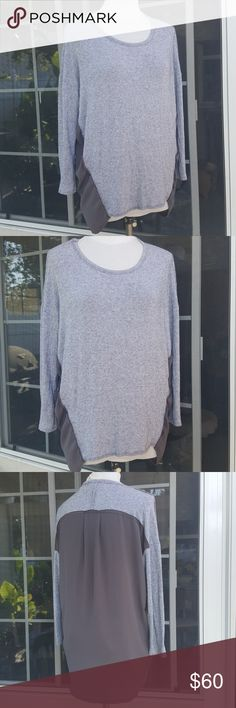 Stella McCartney high low top Like new sheer side and back panel Tops Tunics