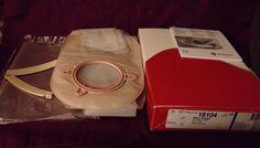 "Hollister 18104 New Image Transparent Film Drainable Pouch 2-3/4"" Flange 10 Ct #Hollister #Hollister1804 #transparentfilm #drainablepouch #newimage #ostomysupplies #ostomy"