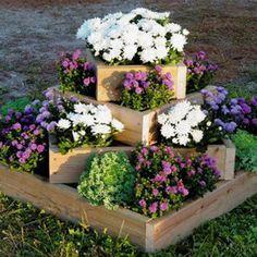 NapadyNavody.sk   16 inšpirácií na krásne kvetinové záhrady
