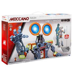 Meccano MeccaNoid  #MeccanoMeccaNoid  #Meccano  #MeccaNoid  #Robots  #Products  #Kamisco