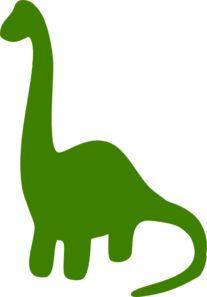 Dinosaur Stencil, Dinosaur Wall Decals, Dinosaur Pattern, Long Neck Dinosaur, The Good Dinosaur, Dinosaur Birthday Cakes, Dinosaur Party, Hilograma Ideas, Bubble Guppies Party