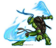 Leonardo by E-1213.deviantart.com on @deviantART