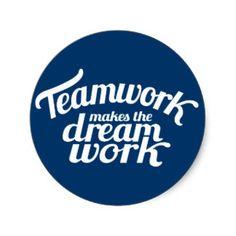 teamwork makes the dreamwork