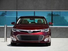 2015 Toyota Avalon On Top 10 Best Gas Mileage Luxury Cars