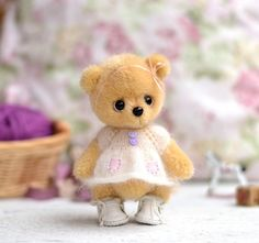 by OlesyaGergelTeddy on Etsy