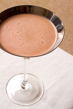 Chocolate Martini Recipe Perfection: It's Five O'clock Somewhere — The Culinary Life