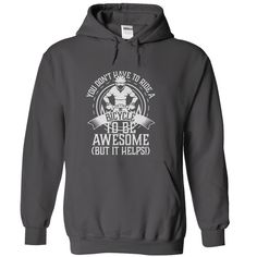 You Dont Have To Ride a Bicycle To Be Awesome (But It Helps!)