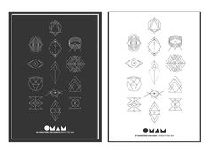 "OMAM | ""Beneath the Skin"" symbols"