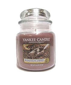 Yankee Candle Roasted Coffee #YankeeCandle #MyRelaxingRituals