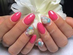 【Natural Stone】  #NaturalStone #天然石 #天然石アート #Nail #Nails #NailArt #NailDesign  #箕面 #北摂 #NailSalon #Mfleurs  #NailArtist #Mayu #Merci  #Pink #Spring #SpringNail  #네일 #네일아트 #네일스타그램  #美甲 #美甲師