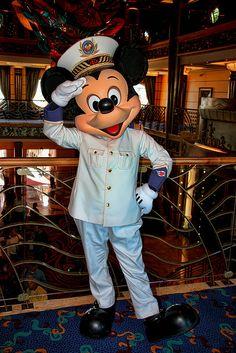 Sea Cruise Mickey!