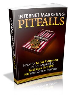Internet Marketing Pitfalls PDF eBook With Resale Rights