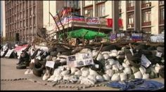 Ukraine insurgents reject call to quit buildings - Yahoo News