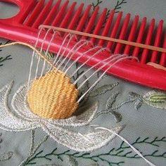 ❤️ #❤️نکات_آموزشی_گلدوزی #needlework #crossstitch #embroidery