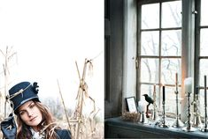 DAY BIRGER MIKKELSEN AW 2010. Photography Ditte Isager