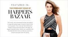 Shop the best new fashion from our February issue now at #ShopBAZAAR http://shop.harpersbazaar.com/in-the-magazine/shop-the-issue/february-2014