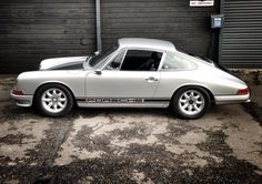 Fancy - My Magnus Walker 1966 Porsche 911