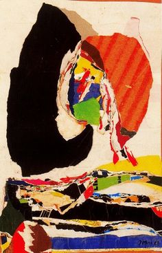 Asger, Jorn (1914-1973) - 1968 Woman so Close (Private Collection)