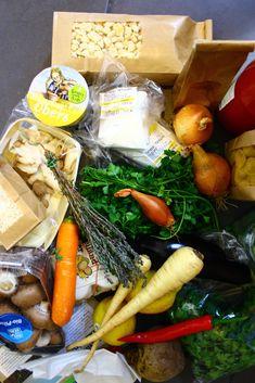 BioRezeptkistl von Adamah Biohof im Test bei Histamin-Pirat Plastik Box, Dairy, Cheese, Food, Beetroot, Essen, Yemek, Meals