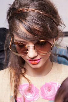 óculos redondinho | Marimoon | MTV Brasil