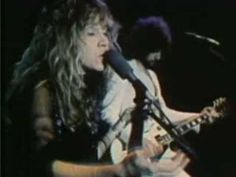 "Fleetwood Mac - Dreams / ""Dreams"" is a song written by singer Stevie Nicks, for the group Fleetwood Mac's 1977 album, Rumours. 70s Music, Music Love, Music Is Life, Music Songs, Good Music, Live Music, Stevie Nicks Fleetwood Mac, Billboard Hot 100, Greatest Songs"