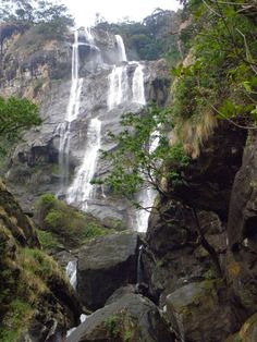 Sanje Waterfalls are one of the most amazing spots of the Udzungwa Mountains National Park. Mountain Hiking, East Africa, Republic Of The Congo, Waterfalls, Kenya, National Parks, Around The Worlds, Ocean, Italy