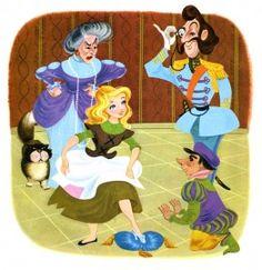 Michael Sporn Animation – Splog » Retta Scott & Cinderella II Cinderella Book, Walt Disney Cinderella, Disney Dream, Disney Love, Disney Magic, Disney Princess, Cinderella Cartoon, Flame Princess, Princess Aurora