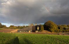 Nature Centre Hindsgavl by AART architects A/S - Livegreen Blog