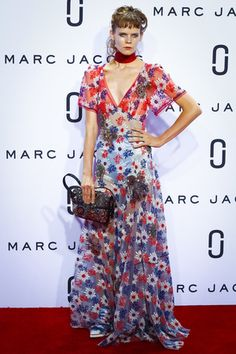 Marc Jacobs Ready To Wear Spring Summer 2016 New York - NOWFASHION