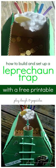 Whatever your outlook on this March holiday, if you have kids investing in a few hours to introduce a leprechaun trap is a super fun way to add festiveness to the day. Read on to learn how to make this fun & easy DIY Leprechaun Trap.