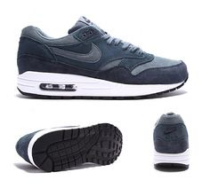 new product 245e0 44121 Air Max 1 Leather Trainer Mens Trainers, Leather Trainers, Air Max 1, Nike
