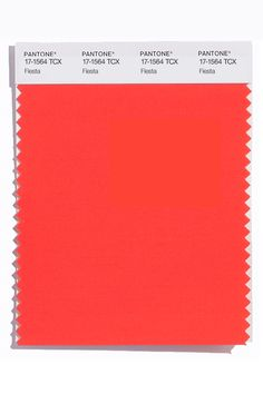 These Are The Colors To Watch For In The Spring '16 Collections #refinery29  http://www.refinery29.com/2015/09/93782/pantone-spring-2016-fashion-color-report#slide-1  First up is Fiesta (Pantone 17-1564), an eye-popping red that gets the party started, as its name suggests. Pantone highlights Pamella Roland and Malone Souliers as two designers incorporating the fiery hue into their spring '16 collections. Luckily, it falls right in line w...