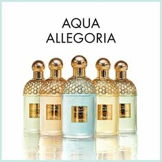 This collection of fragrances by  Guerlain, is like world perfume gardener making every scent  with it's individual aroma.