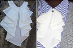 arti-arte: DIY........JABOT,UNDER THE COLLAR DETAIL