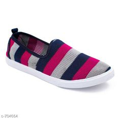 Casual Shoes Stylish Canvas Women's Casual Shoes Material: Canvas IND Size: IND - 4 , IND - 5 , IND - 6 , IND - 7, IND - 8 Closure: Slip On Description: It Has 1 Pair Of Women's Casual Shoes Sizes Available: IND-8, IND-4, IND-5, IND-6, IND-7 *Proof of Safe Delivery! Click to know on Safety Standards of Delivery Partners- https://ltl.sh/y_nZrAV3  Catalog Rating: ★4.1 (2405)  Catalog Name: Women's Stylish Canvas Women's Casual Shoes CatalogID_83196 C75-SC1067 Code: 824-734664-