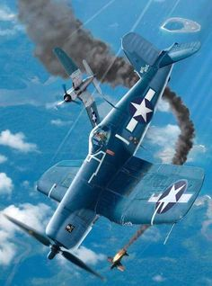 Vintage Aircraft – The Major Attractions Of Air Festivals - Popular Vintage Ww2 Aircraft, Fighter Aircraft, Military Aircraft, Fighter Jets, Airplane Fighter, Airplane Art, Focke Wulf, War Thunder, Aircraft Painting