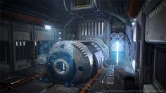 Engine Room by KypcaHT.deviantart.com on @DeviantArt