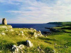 Torre San Emiliano - Porto Badisco - Otranto Lecce. Foto trovata in FB.