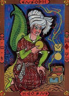Princess / Page of Coins - Kazanlar Tarot