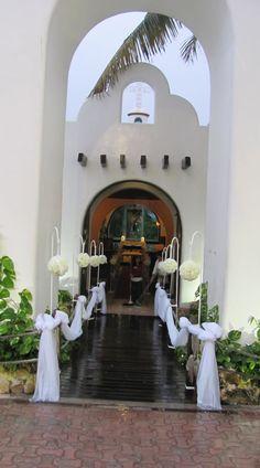 Jardin Floreria - Decoracion de iglesias