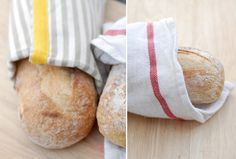 quick tips | wrapping bread