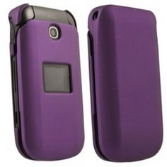 LG Envoy 2 Compatible Rubberized Protective Cover - Purple - $7.95