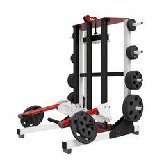 One Arm Row, Fitness Supplies, Plate Storage, Muscular Development, Smith Machine, Workout List, Bar Led, Split Squat, Fitness Design