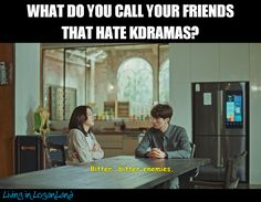 They ain't no friend of mine... Watch the new episode of GOBLIN here->http://bit.ly/2hqkUJn?utm_campaign=coschedule&utm_source=pinterest&utm_medium=DramaFever