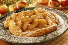 Dutch Apple Pancakes | MrFood.com