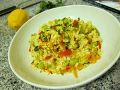 cupcakes and kale: risotto primavera + one-dish vegan giveaway! (which I won!)