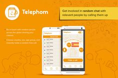 VoIP based telecom app to call, chat, sms and lot more. #telecom #social #chat #app