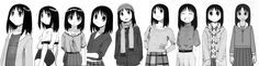 2017-03-27 - windows wallpaper azumanga daioh - #1702789