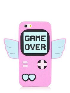 iPhone 6/6S Game Over Silicone Case