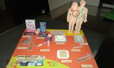 Maqueta métodos anticonceptivos